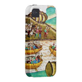 Medieval Chronicles iPhone4 Case