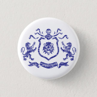 Medieval Coat of Arms - Button