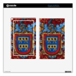 Medieval Coat of Arms Kindle Fire Skins