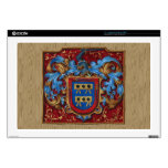 Medieval Coat of Arms Skins For Laptops