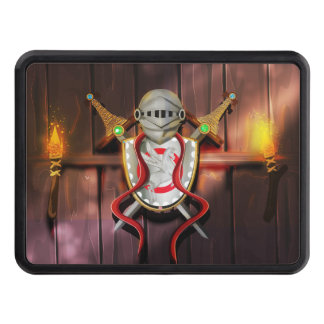 Medieval Coat of arms Trailer Hitch Covers
