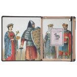 Medieval Costumes iPad Folio Cases