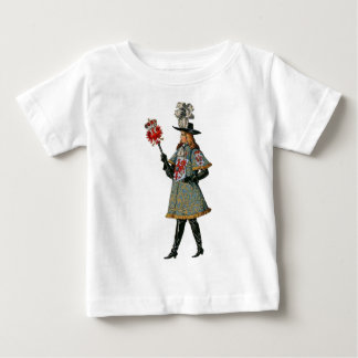 Medieval Courtier Baby T-Shirt