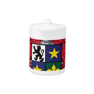 Medieval Crest Teapot