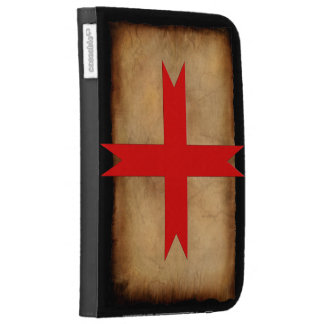 Medieval Cross of the Knights Templar Cases For The Kindle