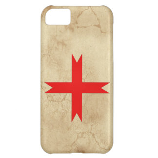 Medieval Cross of the Knights Templar Cover For iPhone 5C
