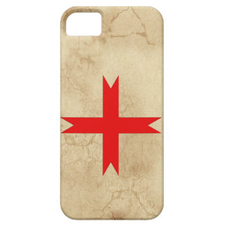 Medieval Cross of the Knights Templar iPhone SE/5/5s Case