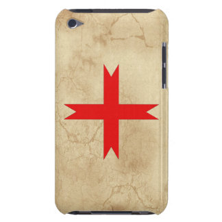 Medieval Cross of the Knights Templar iPod Touch Covers