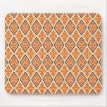 medieval cross pattern mouse mat