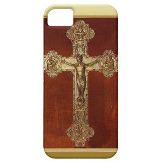 Medieval crucifix iPhone SE/5/5s case