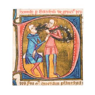 Medieval Dentistry Notepad