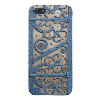 Medieval Door Cover For iPhone SE/5/5s