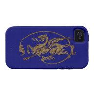 Medieval Dragon Antique Art Designer Gift iPhone 4 Cover