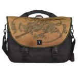 Medieval Dragon Antique Art Designer Gift Laptop Computer Bag