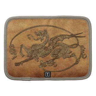 Medieval Dragon Antique Art Designer Gift Organizers