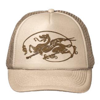 Medieval Dragon Antique Art Designer Gift Trucker Hat