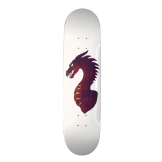 Medieval Dragon Skateboard