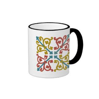Medieval el moderno taza