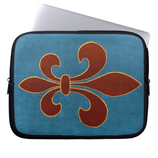 Medieval Embroidery Laptop Sleeves