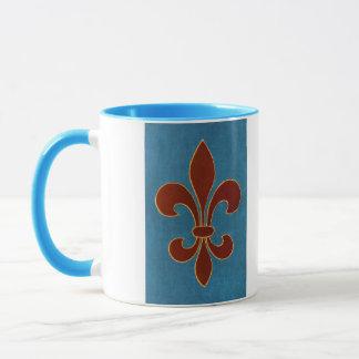 Medieval Embroidery Mug
