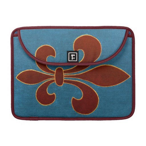 Medieval Embroidery Sleeves For MacBook Pro