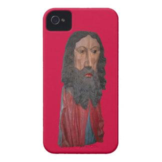 Medieval figure of Christ, Berne, Switzerland iPhone 4 Case