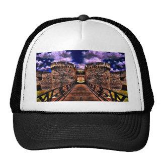 Medieval Fortress Kalemegdan Belgrade Trucker Hat