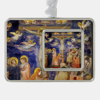 Medieval Good Friday Scene Ornament