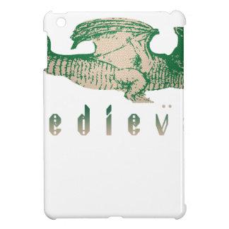 Medieval Green Dragon iPad Mini Cases