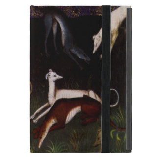 Medieval Greyhounds in the Deep Forest Covers For iPad Mini