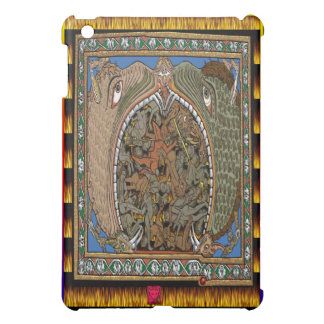 medieval hellmouth iPad mini case