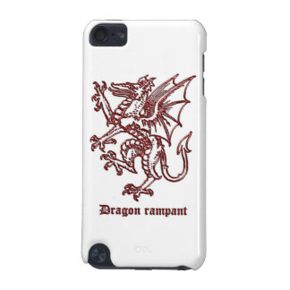Medieval Heraldry Dragon iPod Touch 5G Case