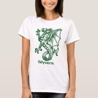 Medieval heraldry Wyvern T-Shirt