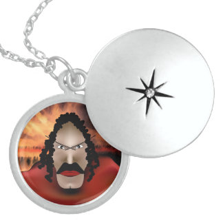 Medieval Hero Template Necklace