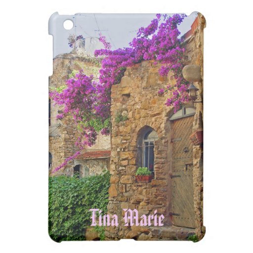 Medieval House in Charming Italy iPad Mini Cover