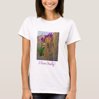 Medieval House in Charming Italy T-Shirt