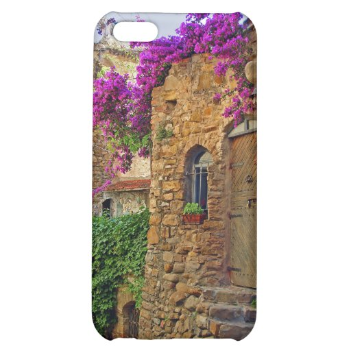 Medieval House in Scenic, Charming Italy Cover For iPhone 5C