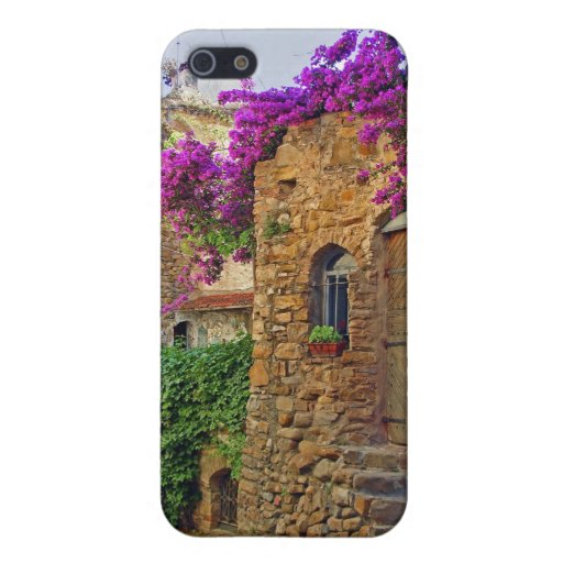 Medieval House in Scenic, Charming Italy Cover For iPhone 5