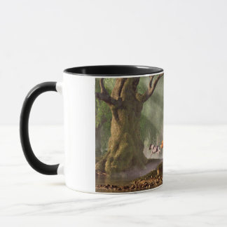 Medieval Huntress Mug