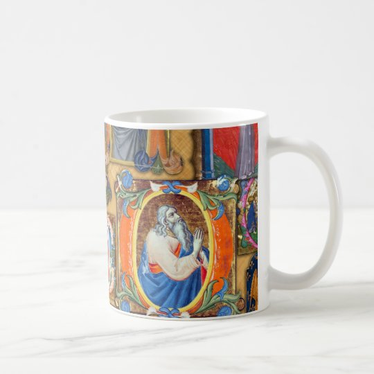 Medieval Illuminations Coffee Mug