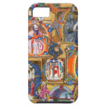 Medieval Illuminations iPhone 5 Covers