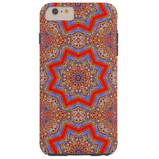 Medieval kaleidoscope 1 tough iPhone 6 plus case