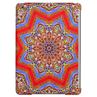 Medieval Kaleidoscope Case For iPad Air