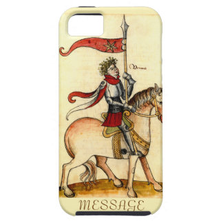 Medieval Knight iPhone4 Case