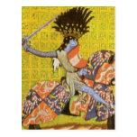 Medieval Knight Postcard