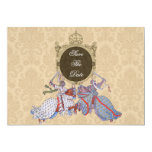 Medieval Knight Save The Date Cards Custom Announcement