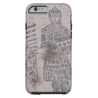 Medieval Knights Graffiti Tough iPhone 6 Case