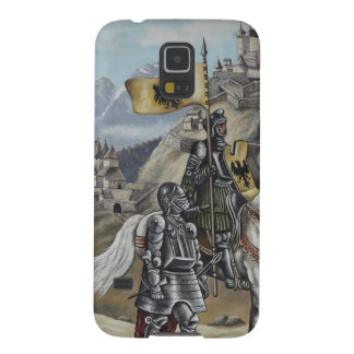 Medieval Knights Horses Lions Castle Party Destiny Case For Galaxy S5