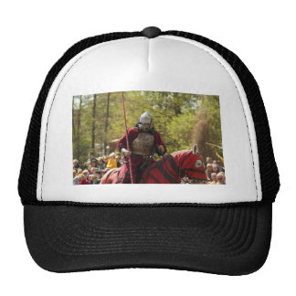 Medieval Knights Horses Lions Castle Party Destiny Trucker Hat