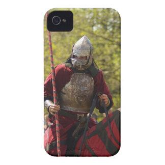 Medieval Knights Horses Lions Castle Party Destiny iPhone 4 Case